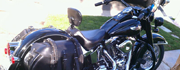 motorcyle detailing