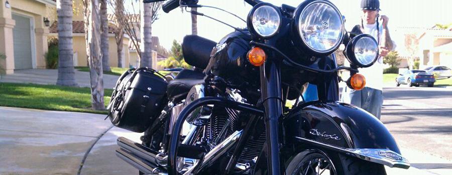 motorcycle detailing Temecula