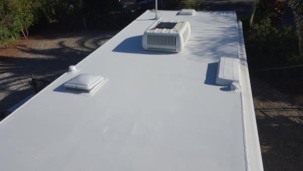 RV Roof Resealing Temecula